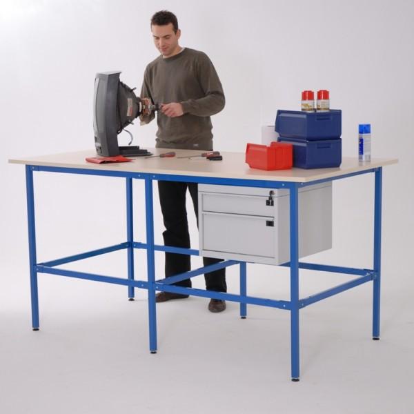 table de travail modulaire provost distribution maintenance and co. Black Bedroom Furniture Sets. Home Design Ideas