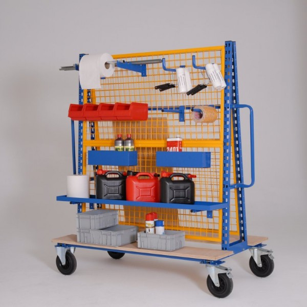 chariot porte outils provost distribution maintenance and co. Black Bedroom Furniture Sets. Home Design Ideas