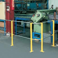 Barriere de delimitation pour plateforme de stockage rayonor maintenance - Barriere pour mezzanine ...