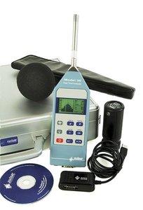 kit de mesure de bruit pulsar instruments maintenance and co. Black Bedroom Furniture Sets. Home Design Ideas