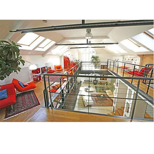 Mezzanine pour loft / Rayonor - Maintenance and Co